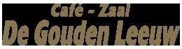 Cafe Zaal de Gouden Leeuw Dongen